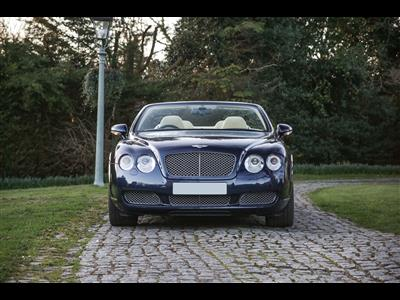 Bentley+Continental GTC