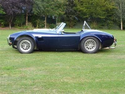 2016 AC Cobra Hawk Replica